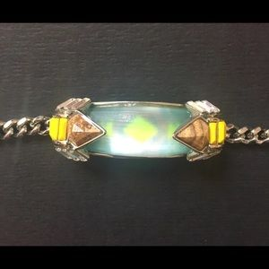Rare Art Deco Alexis Bittar bracelet